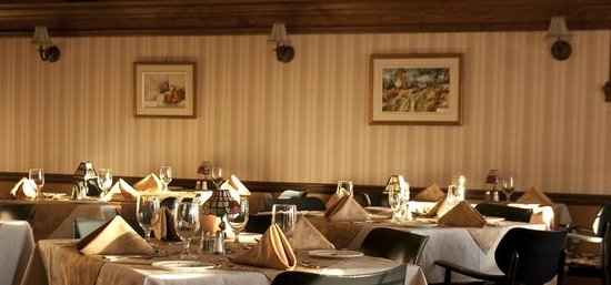 Les Victorines: Salle à dîner