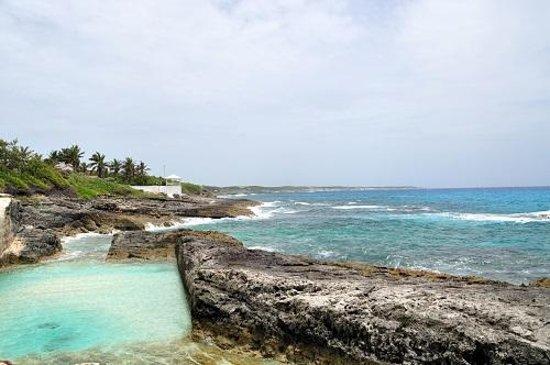 Stella Maris Resort Club: The tidal pool