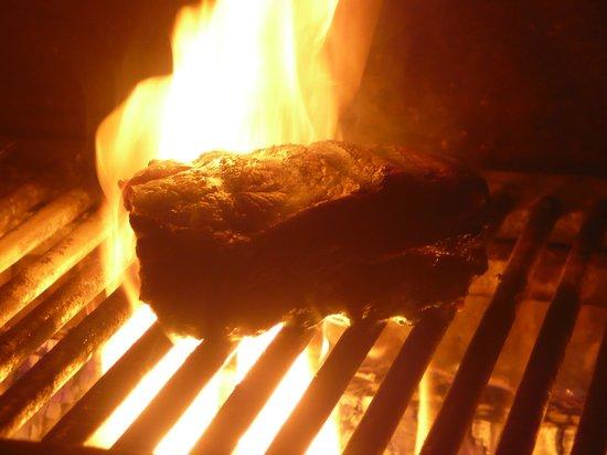 Schwarze Kunst: Filet vom Irish-Hereford-Premium-Beef