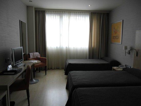 abba Huesca Hotel: habitación