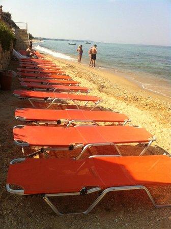 Istion Club Hotel & Spa: Это пляж!!