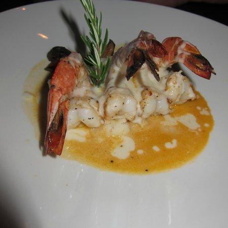 Elementos Restaurante: Shrimp