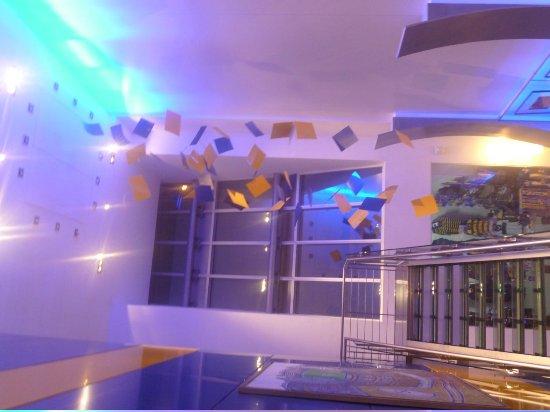 Hotel Boca by Design Suites: decoración
