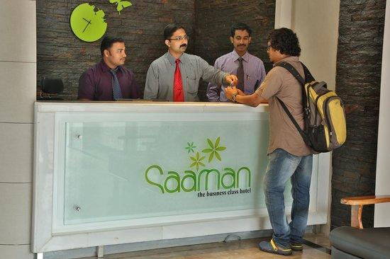 Hotel Saaman: Saaman Photo