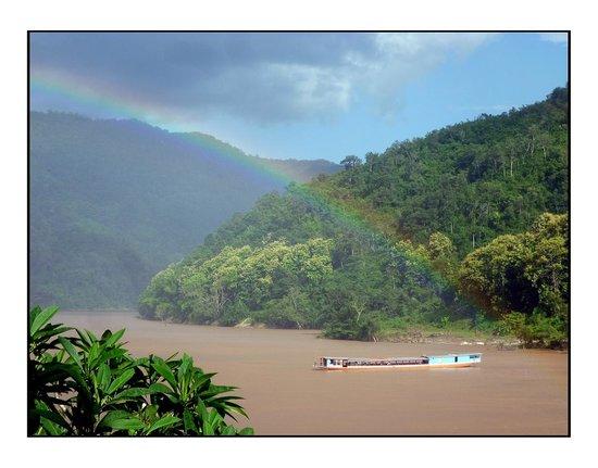 Sanctuary Pakbeng Lodge: Welcome
