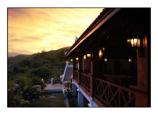 Sanctuary Pakbeng Lodge: Moonlight Restaurant