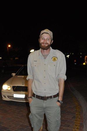 Tydon Safari Camp: We loved Jared!!