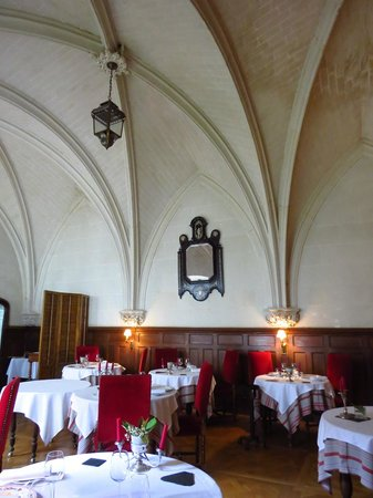 Chateau de Chissay : Dining room