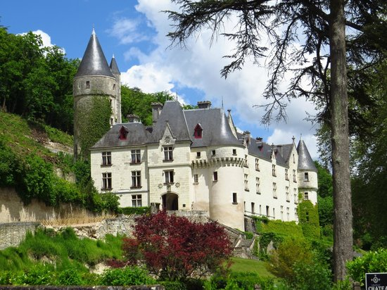 Chateau de Chissay : View from the road