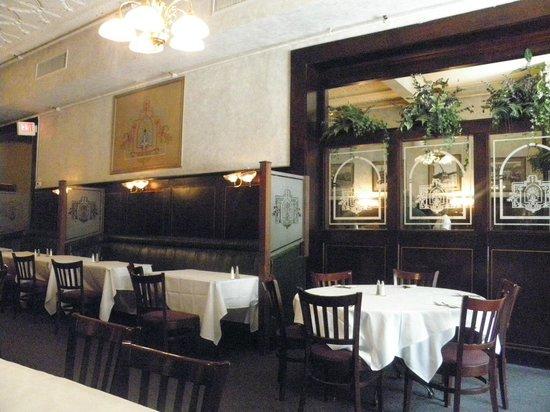Maldaner's: Maldeners Dining Room July, 2013