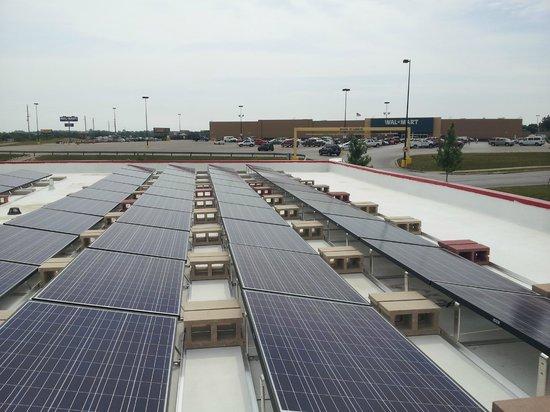 Econo Lodge: 50KW Solar System