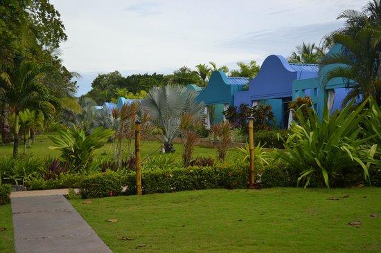 Alma del Pacifico Beach Hotel & Spa: VILLAS FRONTING THE SEA