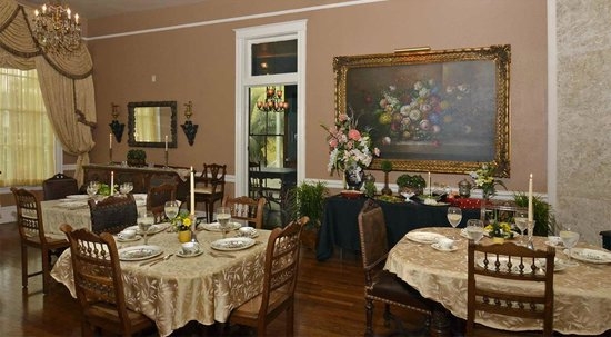 The Lasker Inn: Dining Room seats up to 24