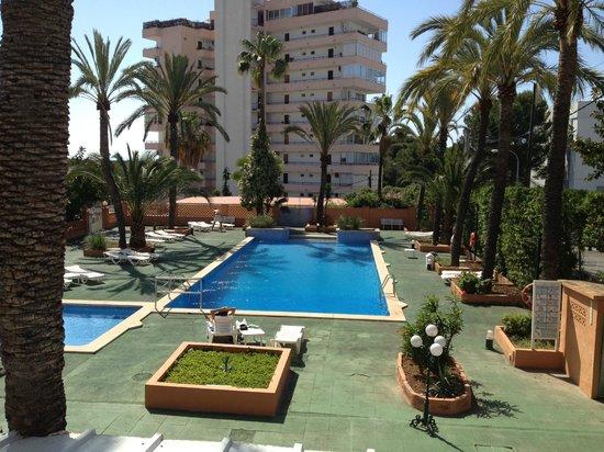 Hotel Mirablau: Swiming pool