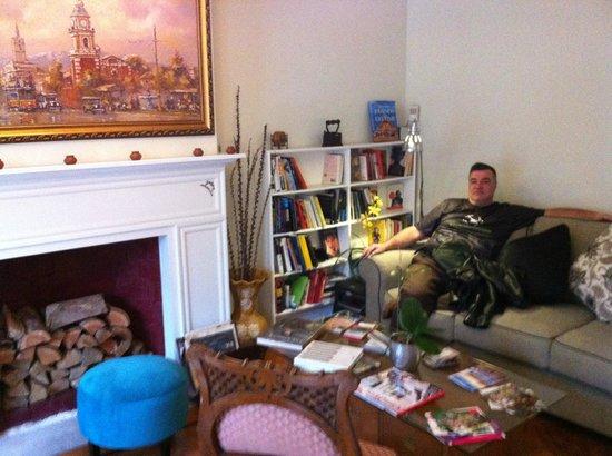 Carménere: Sala de estar