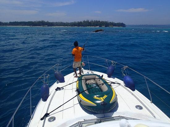 Pulau Havelock, India: UTOPIA AT INGLIS ISLAND