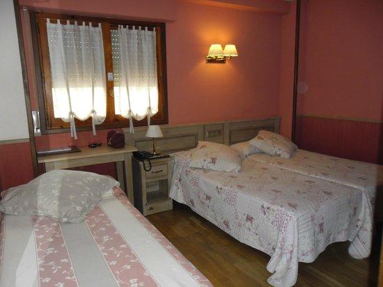 Hotel A Boira: Habitación