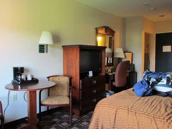 BEST WESTERN White Mountain Inn: Pratique