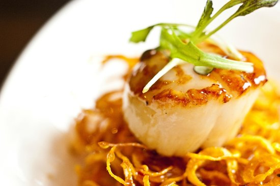 The Essex, Vermont's Culinary Resort & Spa: Maple Scallops