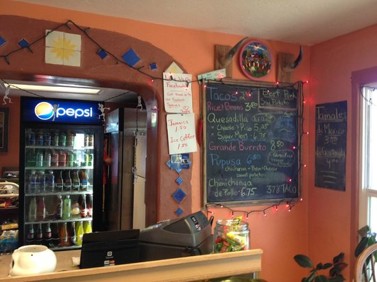 Tia's Tacos - re opened : Authentic Mexican at Tia's