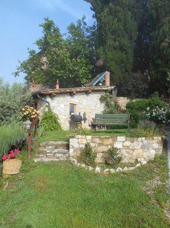 Casa Mezzuola Agriturismo: Passignano Cottage