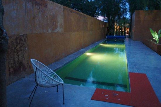 Hotel Cosijo Turismo Rural: Canal de Nado