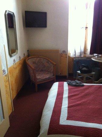 HOTEL DU PARC : particolare 2