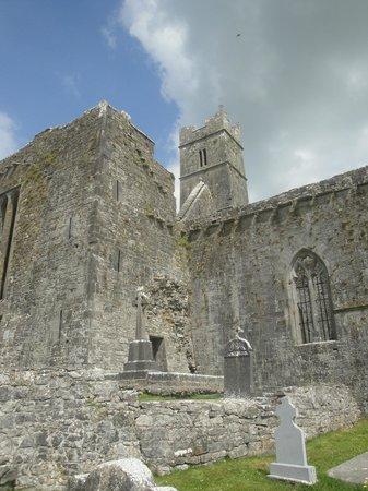 Quin Abbey: Quinn Tower