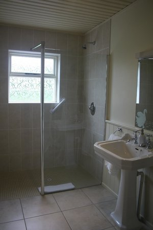 Cregg House: Bathroom