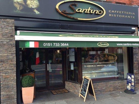 Santino : outside view