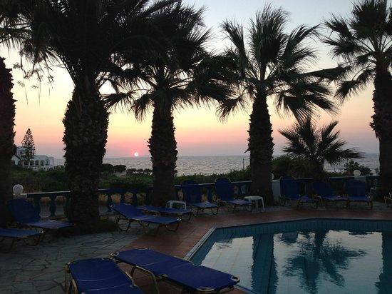 Hotel Bungalows Palm Bay