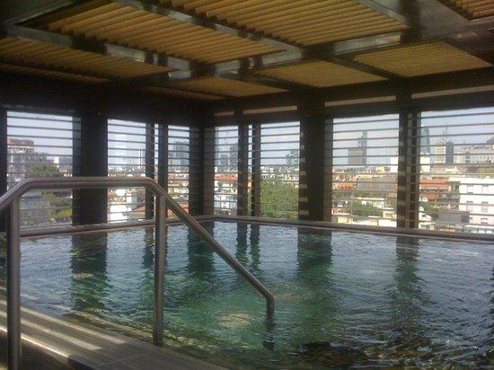 Spa foto di armani hotel milano milano tripadvisor for Hotel armani milano