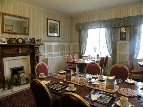 St. Andrews Guest House: Sala colazione