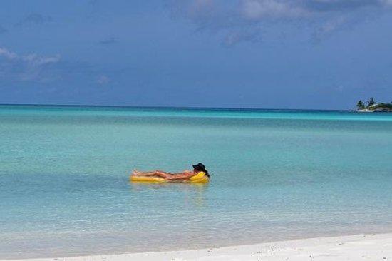 Cape Santa Maria Beach Resort & Villas: Chillaxin'