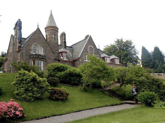 St. Andrews Guest House: L'esterno