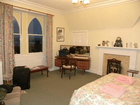 St. Andrews Guest House: Una delle camere