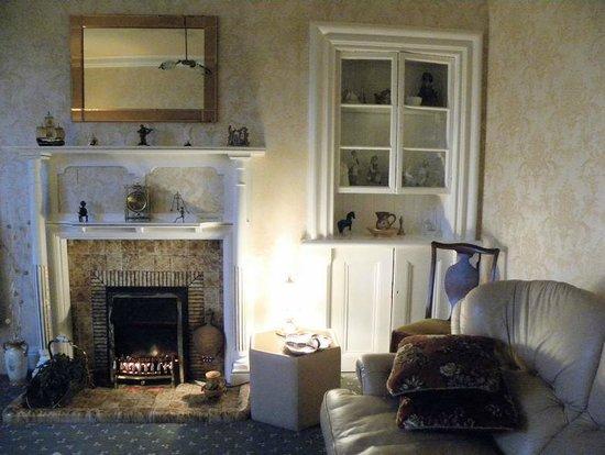 St. Andrews Guest House: Salottino per gli ospiti