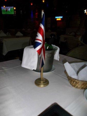 kalyon: Union Jack flag