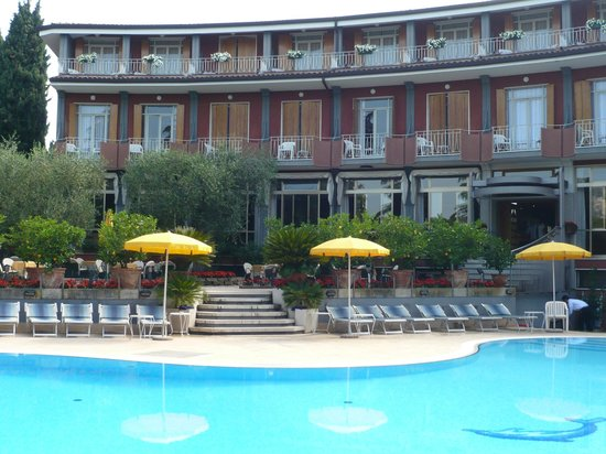 Hotel Continental: Pool