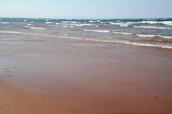 The Graham Inn: Beautiful PEI beach