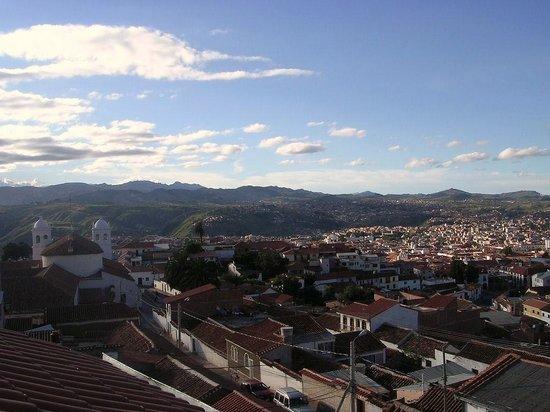 Casa AL Tronco: view