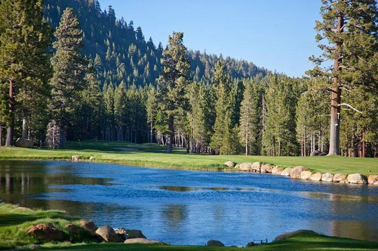 Juniper Springs Resort: Sierra Star Golf Cource