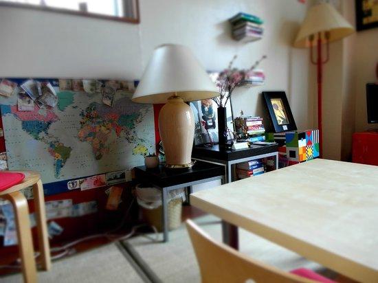 Aizuya Inn : Une déco bien Japonaise