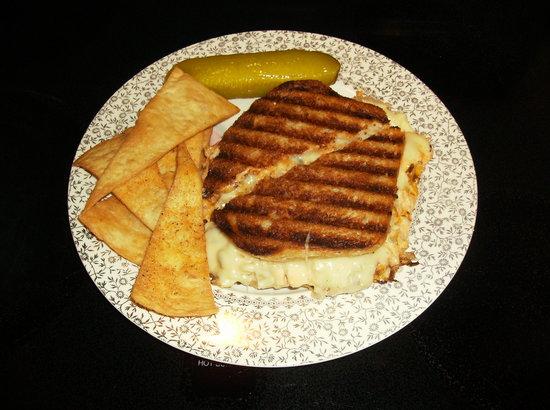Metamora, IN: Panini Sandwich