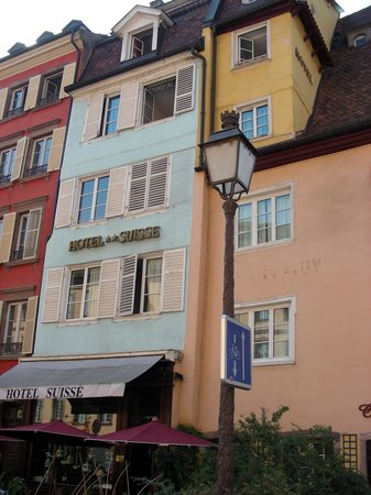 Suisse Hotel: Juli 2013