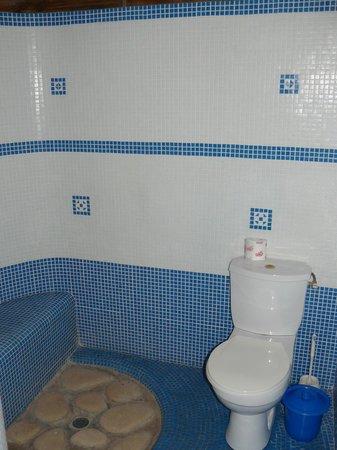 Hotel Safari Vezo Anakao: Toilettes du bungalow