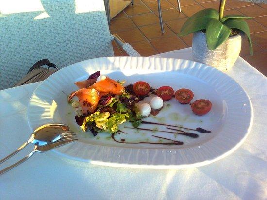 Hotel La Bastida: Cuisine 1
