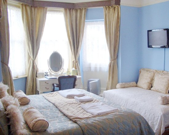 The Sea Spirit Guesthouse: Superior Room