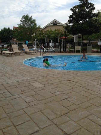 Wyndham Branson at The Meadows : one of the pools