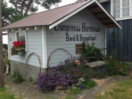 The Dungeness Barn House Bed and Breakfast: Best B & B in Sequim, WA